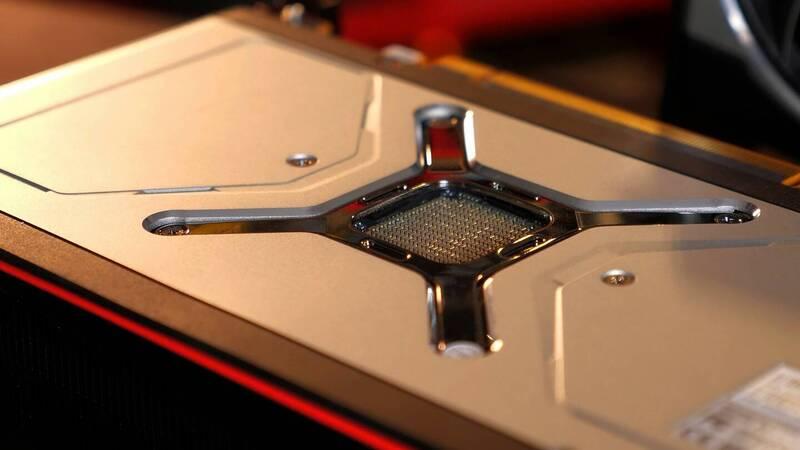 AMD Hangar 21, RDNA 2 flexes muscles in this demo