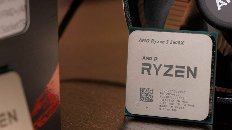 AMD Ryzen 9 5900X and Ryzen 5 5600X | Review