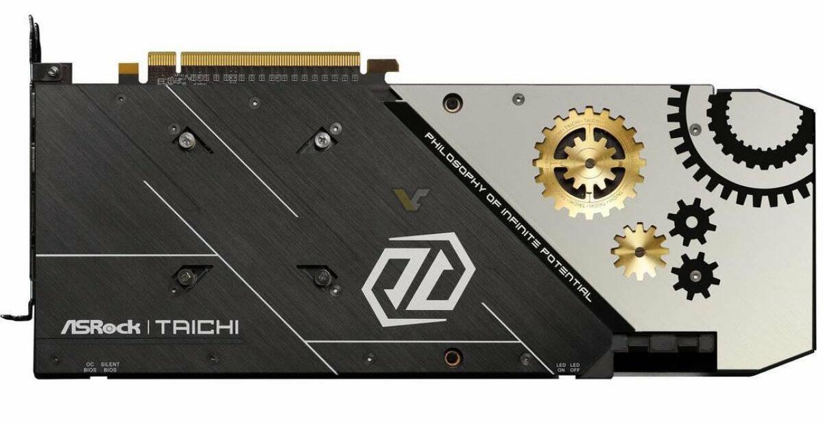 ASRock Radeon RX 6800 XT Taichi