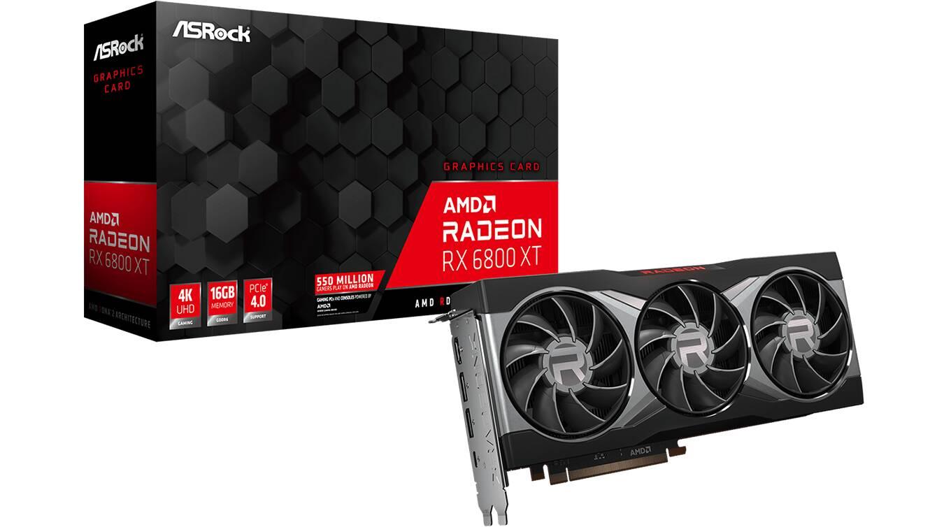 ASRock RX 6800 XT