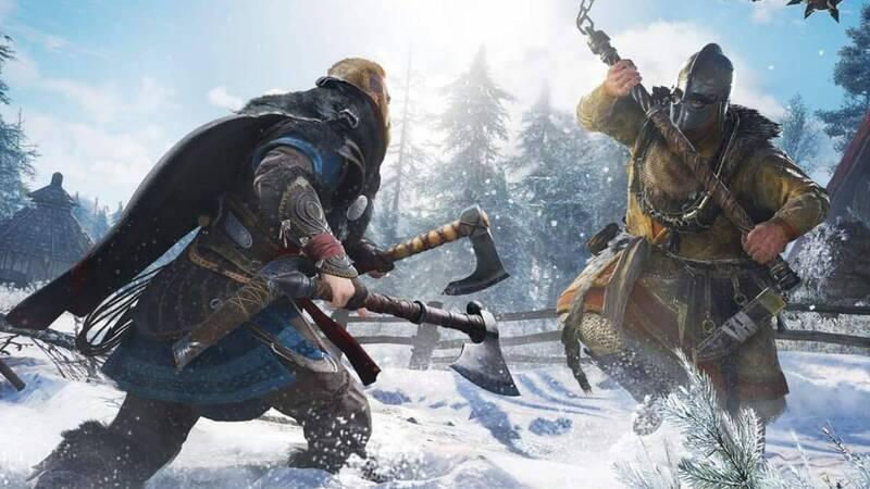 Assassin's Creed Valhalla: la lingua I …