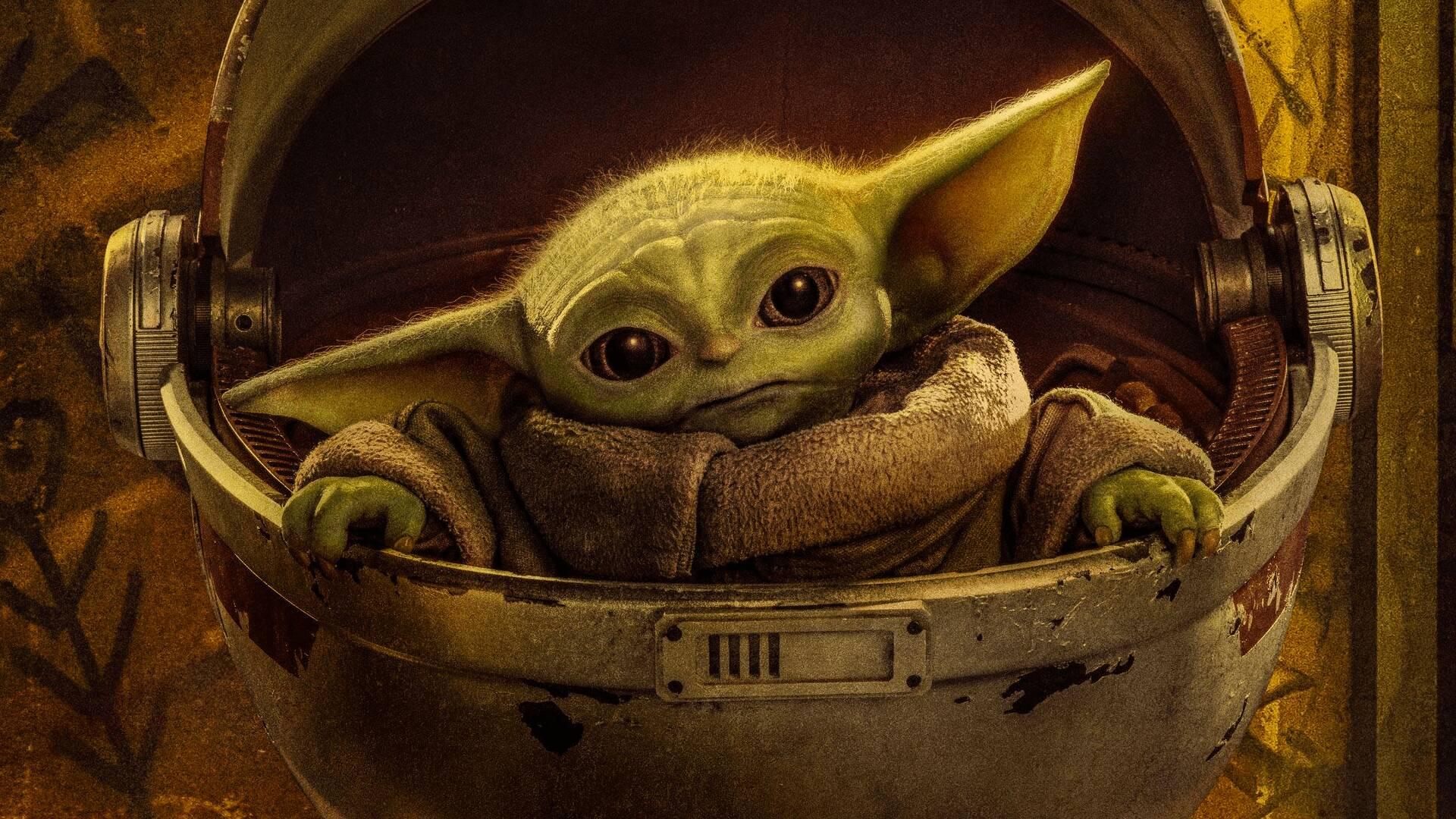Baby Yoda nello spazio