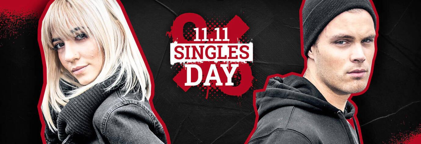 banner emp singles day