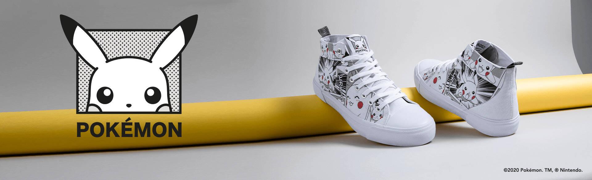 banner scarpe pokemon zavvi