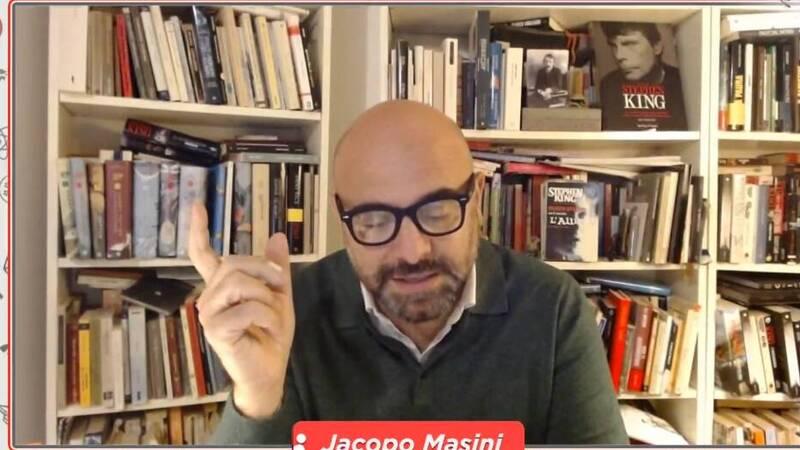 Benbow, The tavern of stories: Jacopo Masini tells David Foster Wallace