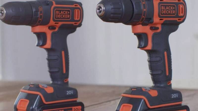 New discounts on Black + Decker products start on Amazon!
