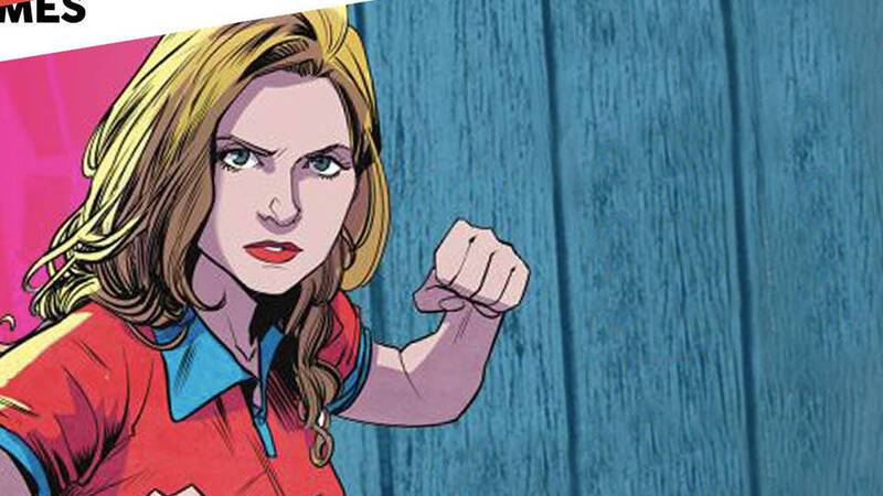 Lucca Changes: Buffy the Vampire Slayer and the comic reboot to rediscover a legend