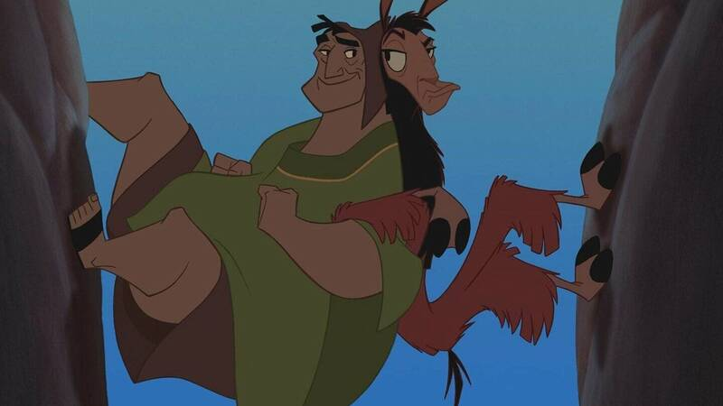 The Emperor's New Groove - Story of the Disney movie that didn't want to be Disney