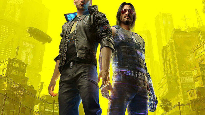 Cyberpunk 2077 between old and new generation consoles