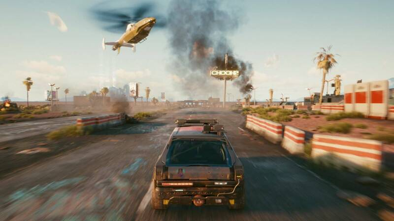 Cyberpunk 2077: is the map twice the size of GTA 5?