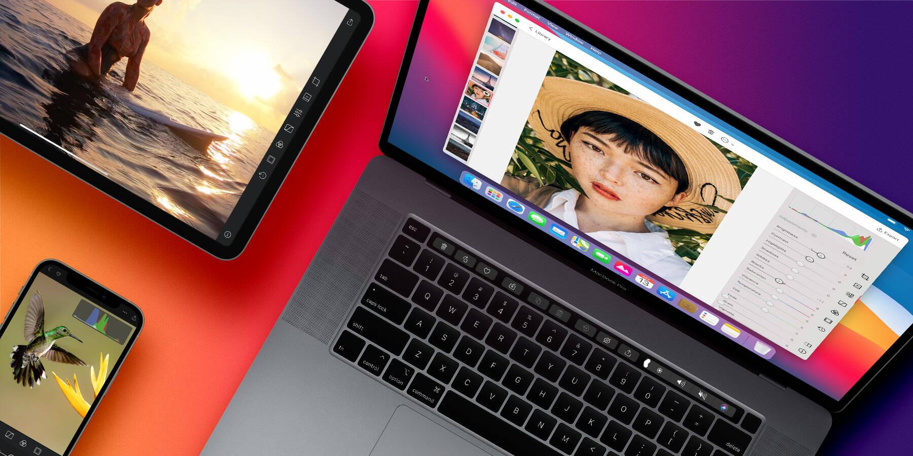 Darkroom per Mac