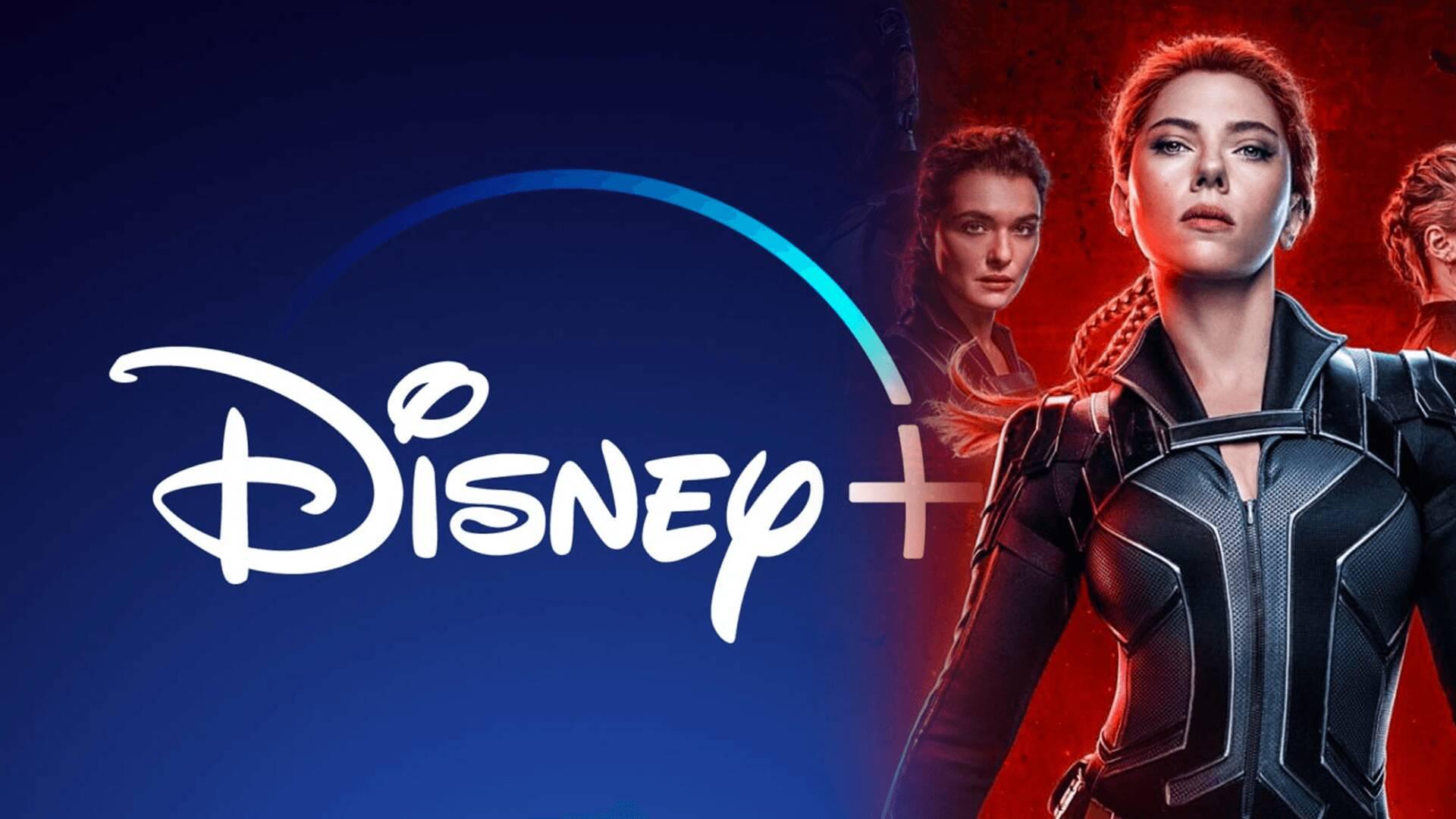 Disney+ Black Widow