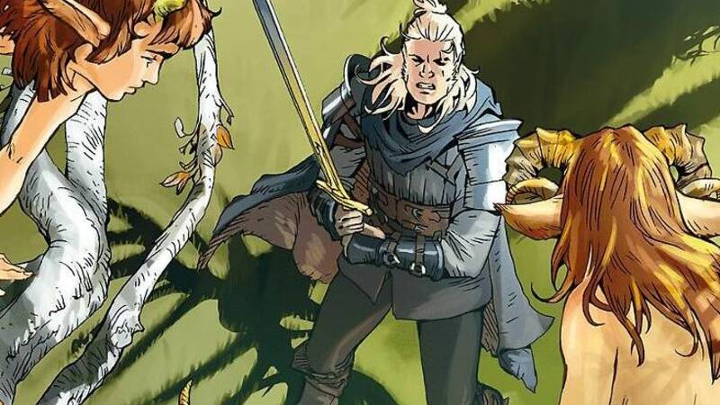Dragonero - The Rebel, The Daughters of Karnon: review of an overwhelming adventure