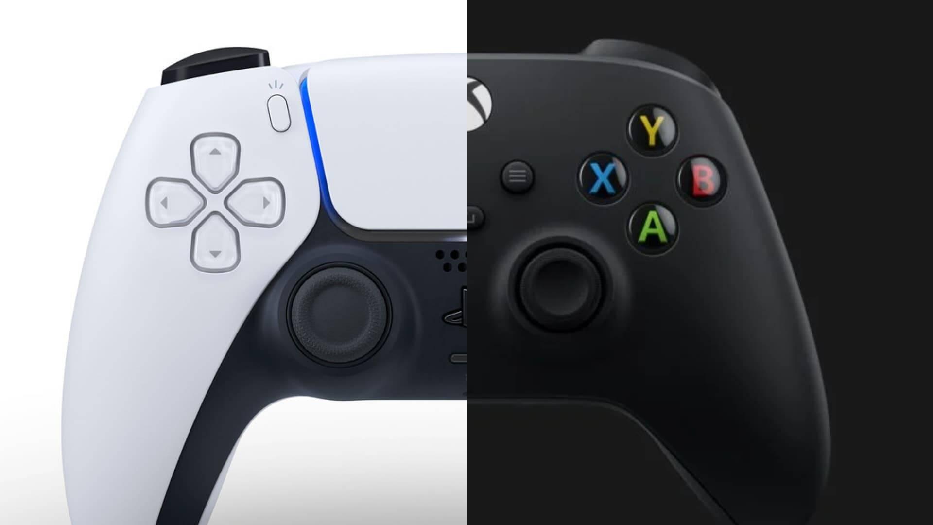DualSense pad Xbox Series X