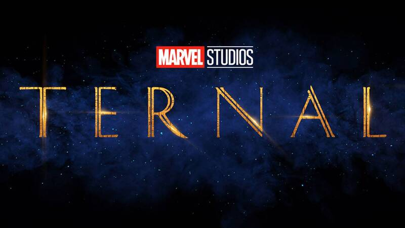 Eternals: some promotional images are leaking online