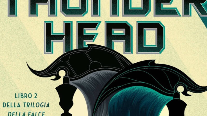 Thunderhead - Review of the second chapter of the Scythe trilogy