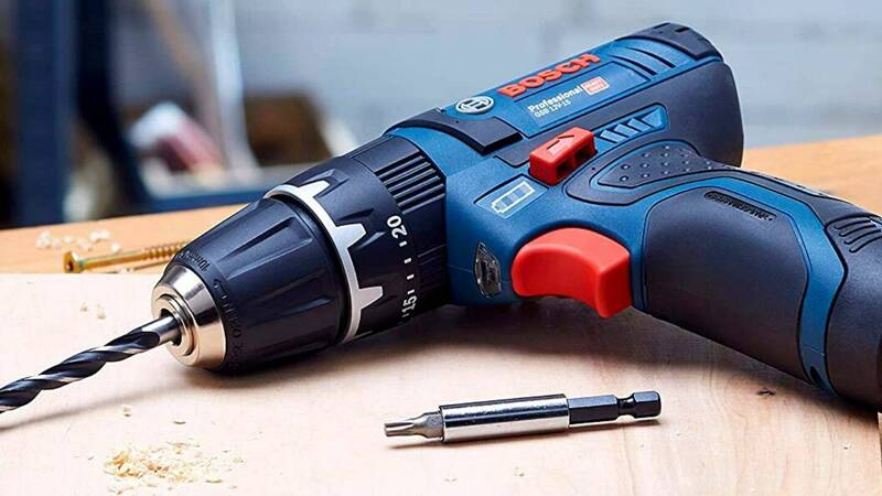 Discounts up to 44% on Bosch Professional products!