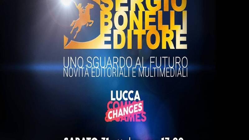 Lucca Changes: all Sergio Bonelli Editore announcements
