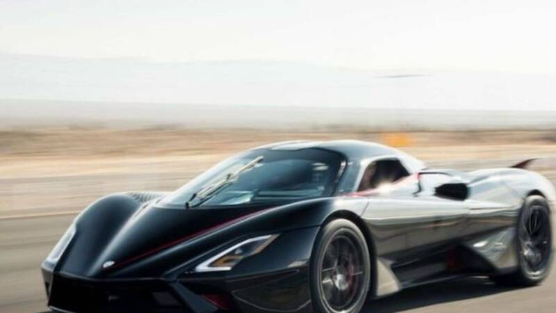 SSC Tuatara record in doubt: all to be redone