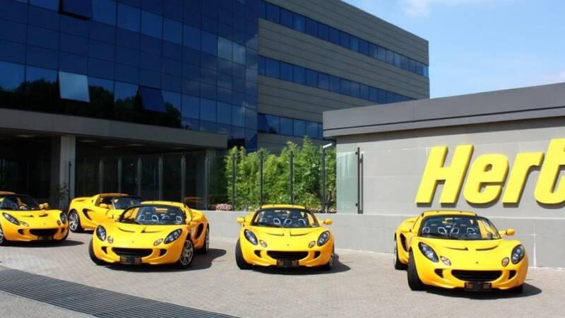 Hertz starts again: 4 billion for the purchase of a new fleet