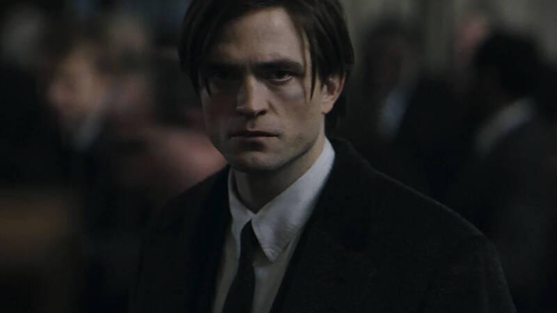 The Batman, Robert Pattinson talks about his Bruce Wayne