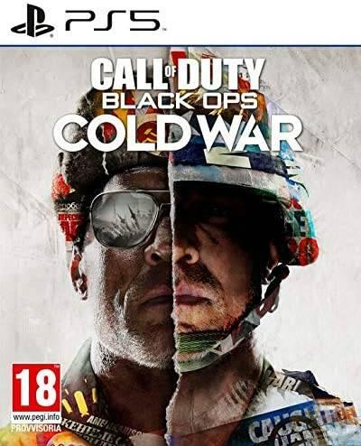 Call of Duty Black Ops Cold War copertina