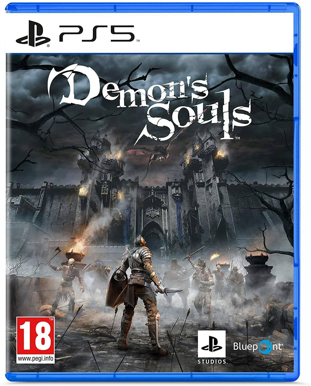 Demon's Souls Remake copertina