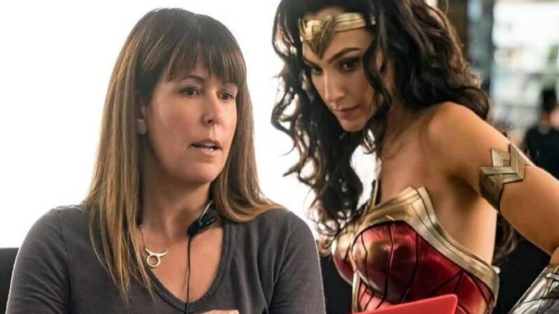 Wonder Woman - Patty Jenkins returns to talk about the spin-off