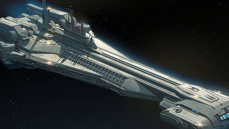 Star Wars: Galactic Starcruiser: construction of the Star Wars hotel is proceeding fast