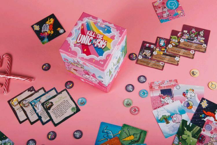 Generico giochi in scatola