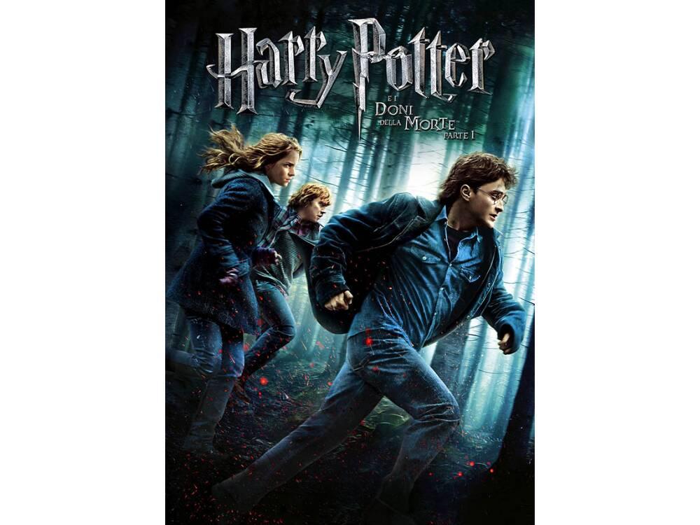 Harry Potter e i Doni della Morte parte uno
