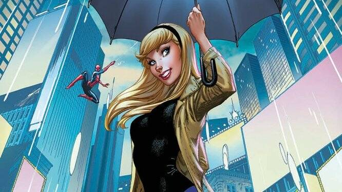 Hasbro Gwen Stacy
