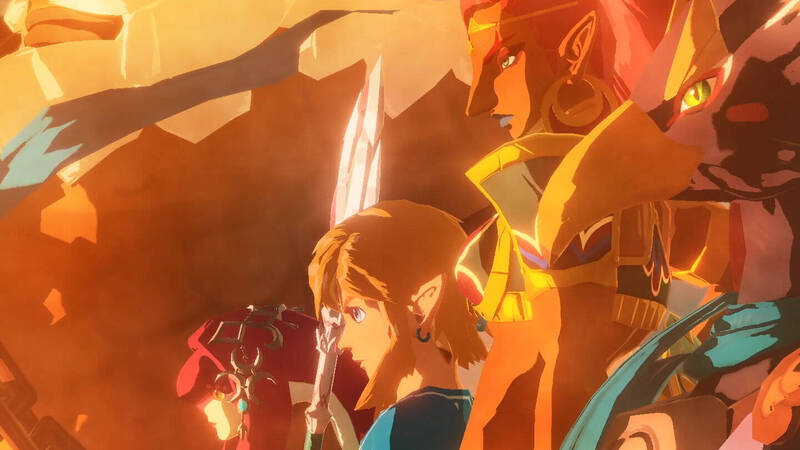 Hyrule Warriors Age of Calamity | Preview