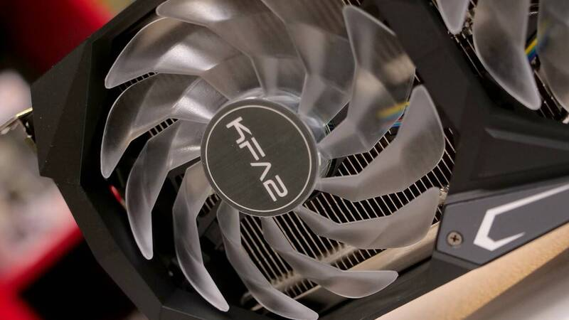 GeForce RTX 3070 Ti, is the card already in OEM hands?