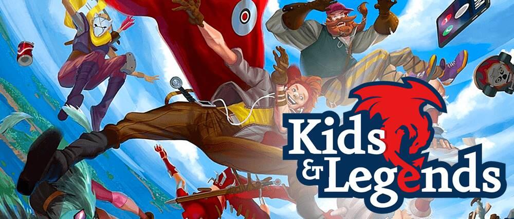 Kids & Legends