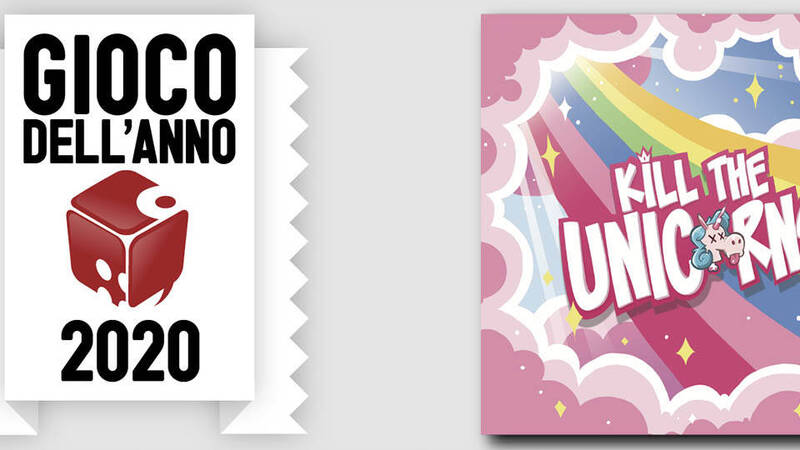 Lucca Changes: Kill the Unicorns is the Game of the Year 2020!