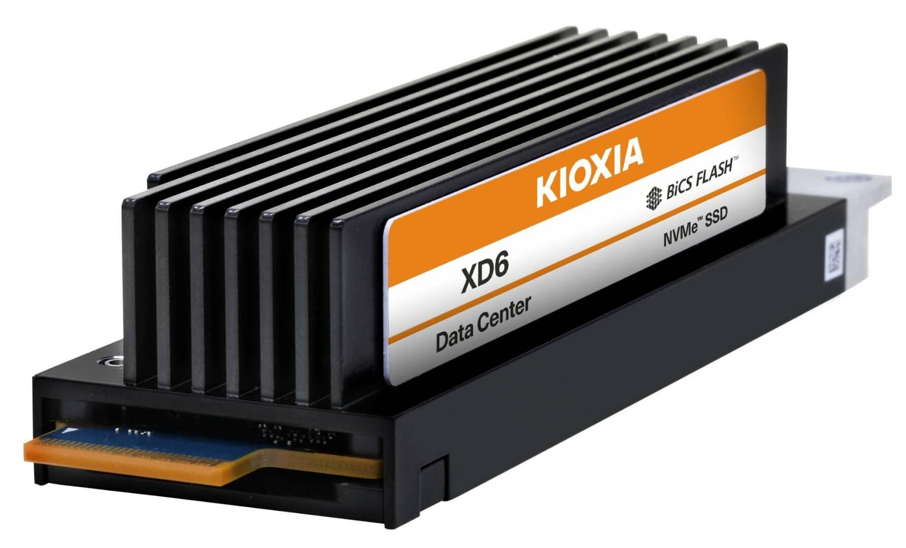 Kioxia SSD XD6