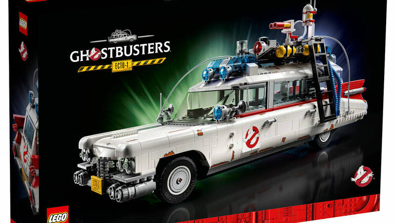 Who you gonna call? The Ecto-1 is back… and it has grown up!
