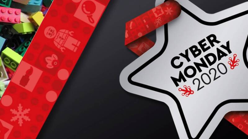 The best LEGO Cyber Monday deals