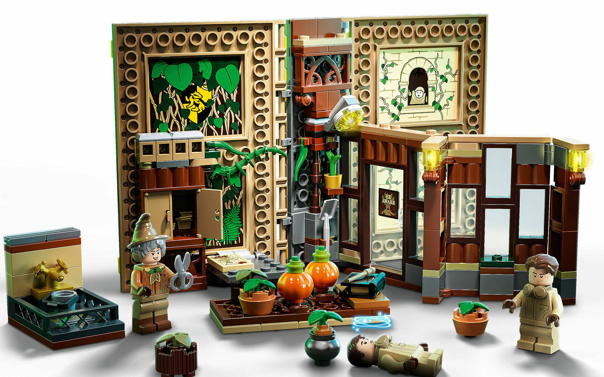 LEGO HARRY POTTER LIBRI-CLASSE