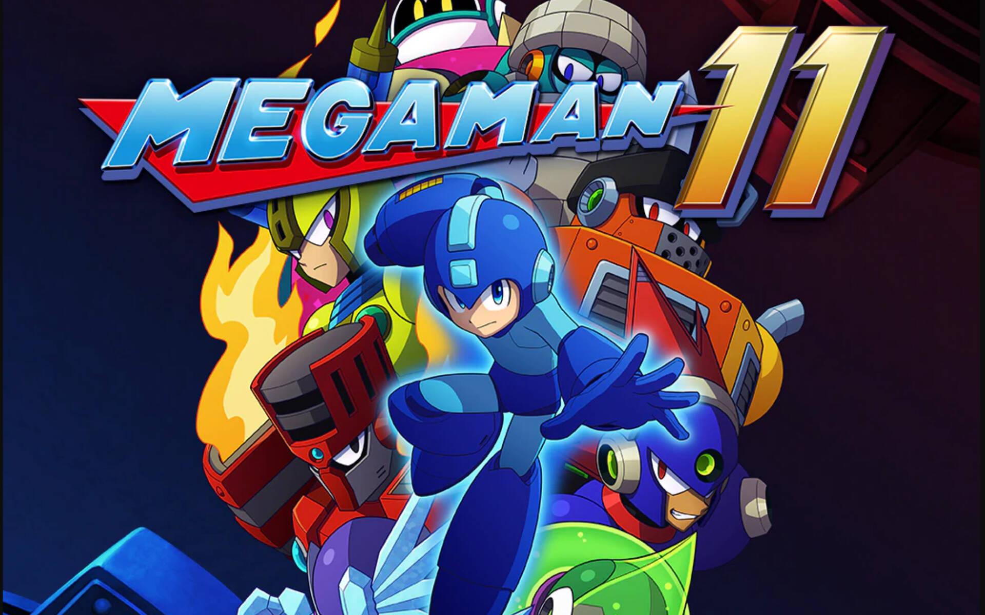 Mega Man Grandista
