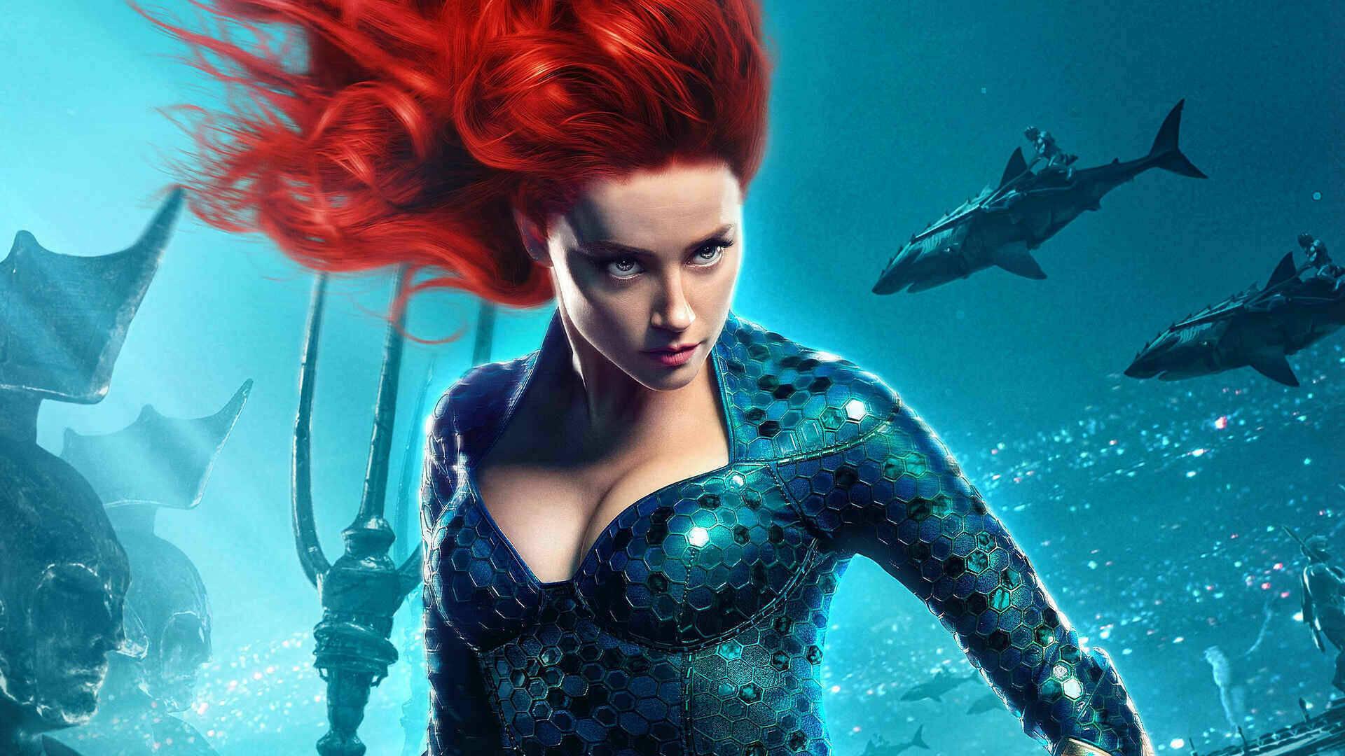 Mera (Aquaman)