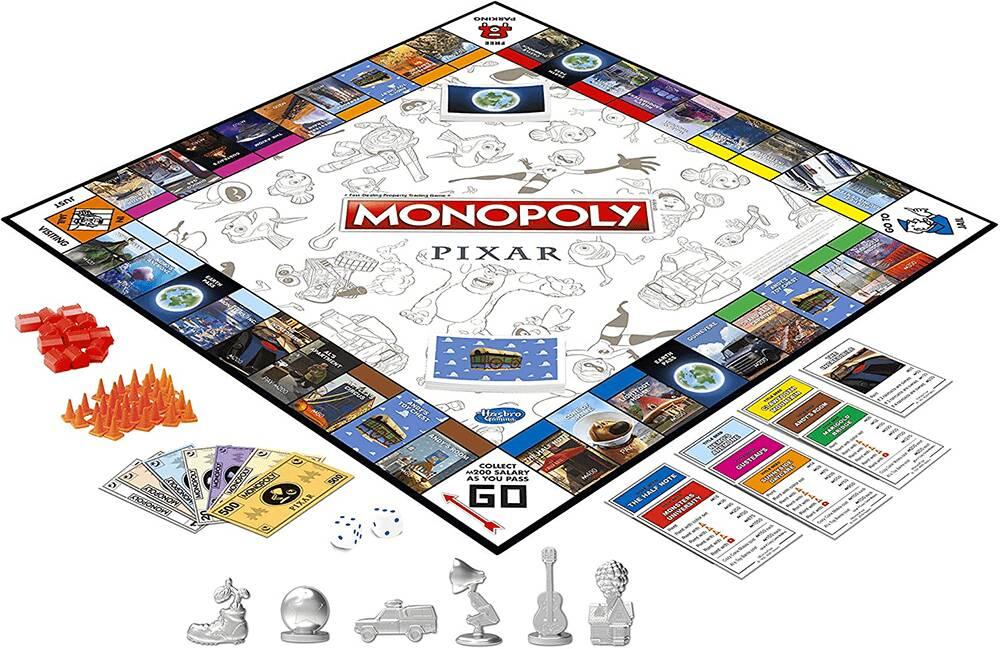 Monopoly: Pixar Edition