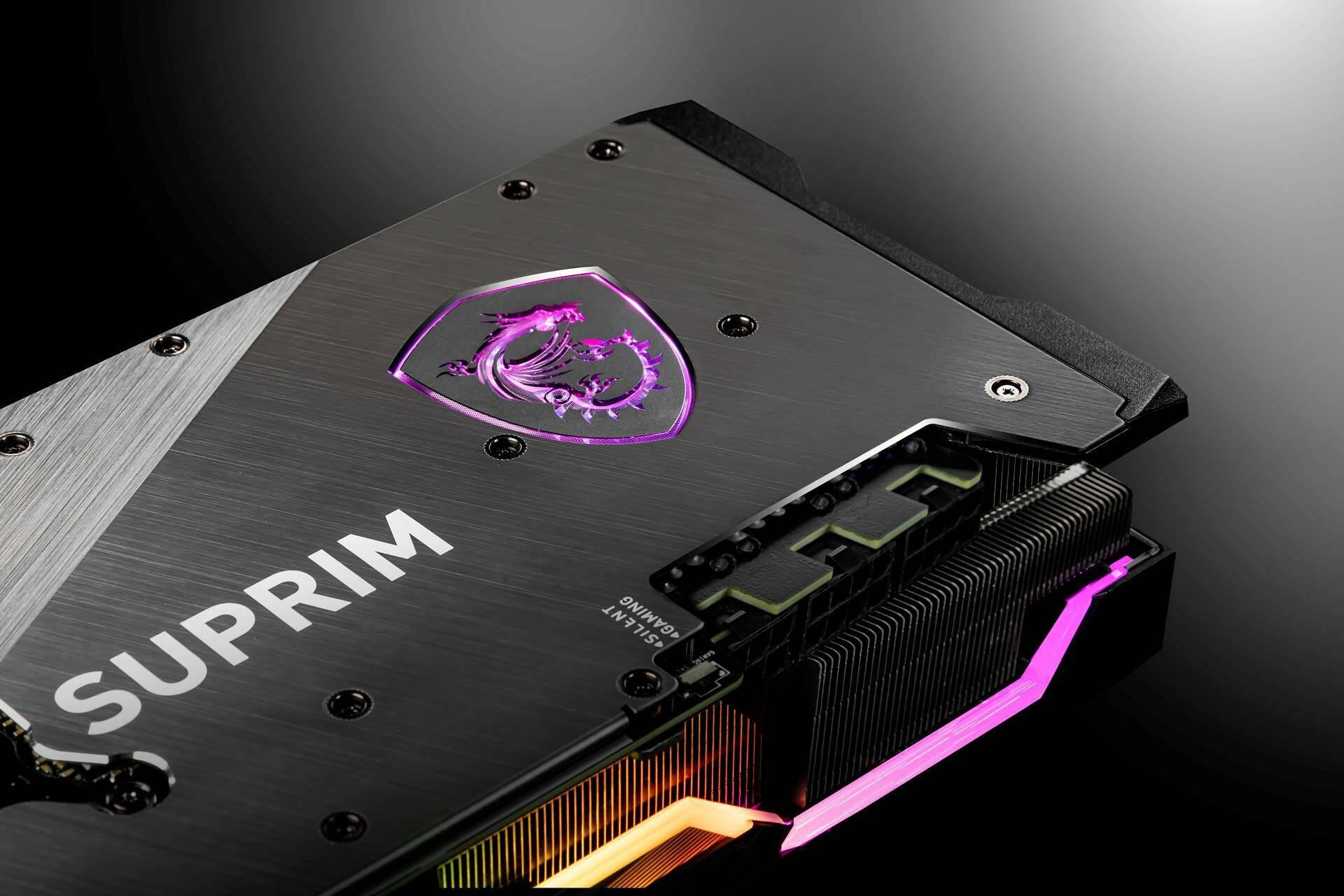 MSI GeForce RTX SUPRIM
