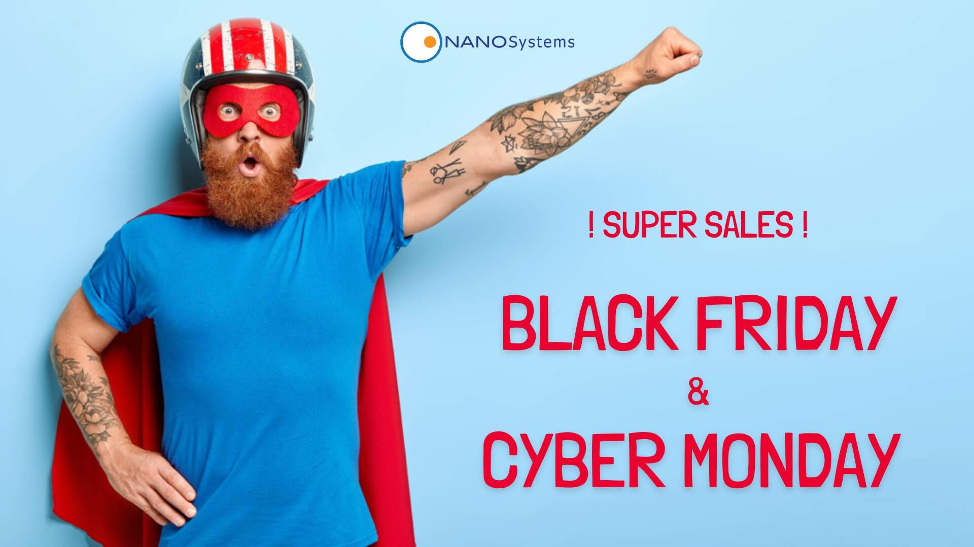 Nanosystems Black Friday