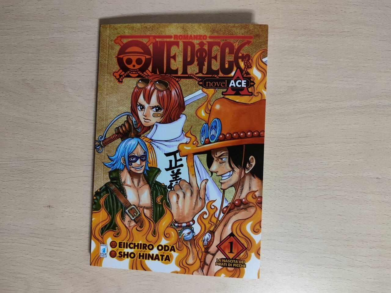 One Piece Novel Ace Vol.1