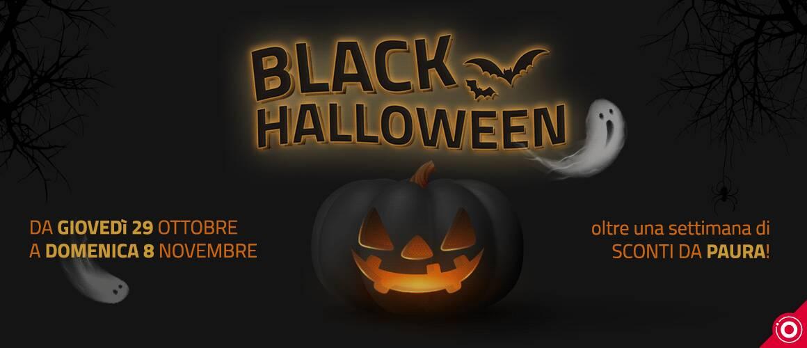 Online Store Halloween
