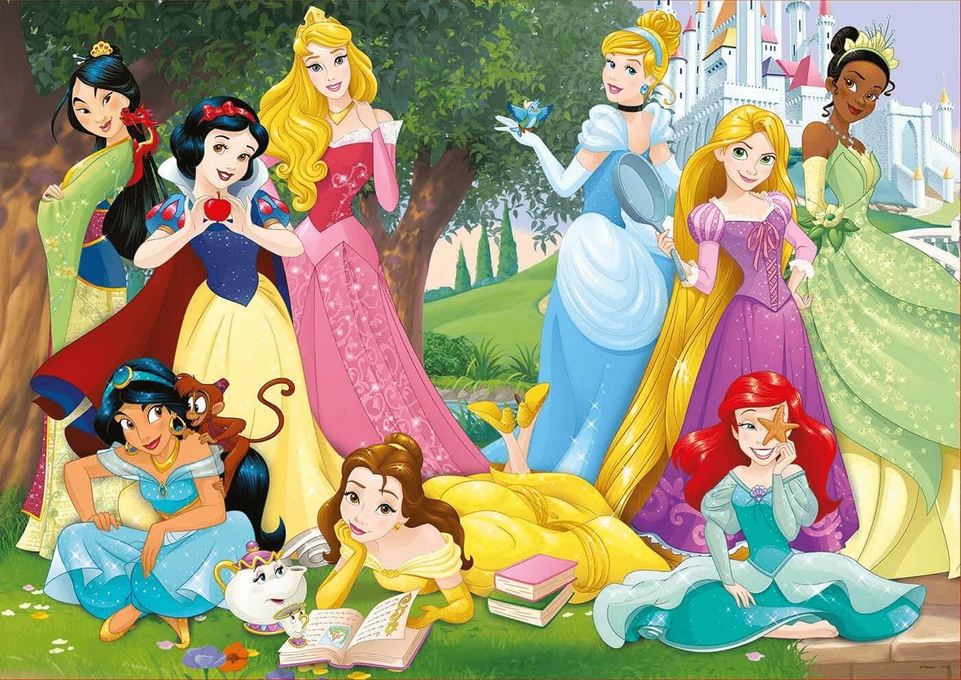 Principesse Disney gioielli