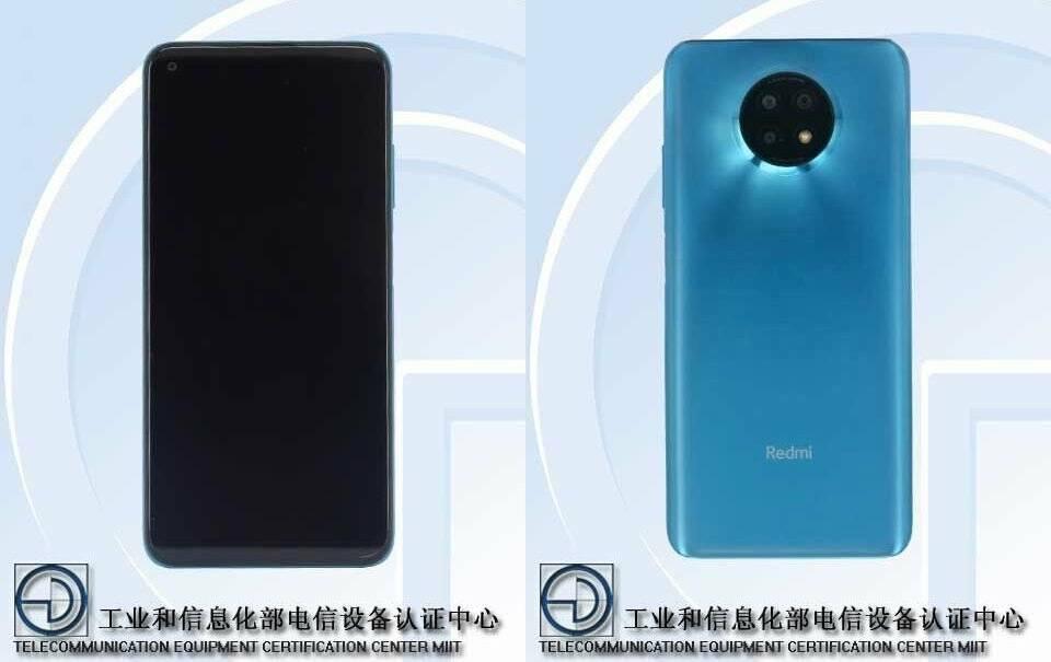 Redmi Note 9 5G + Pro TENAA