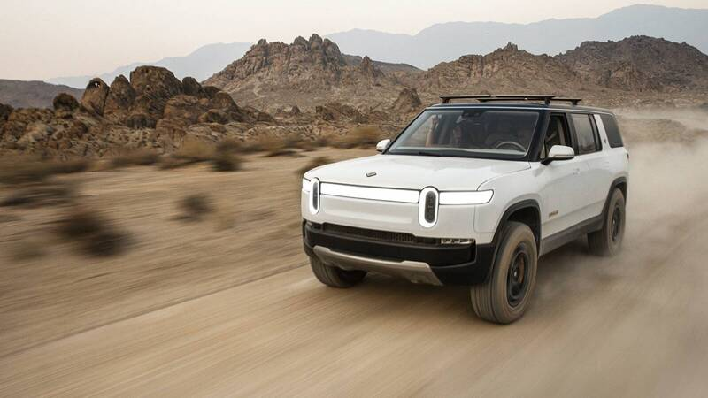 Rivian is targeting Europe for the opening of a new plant